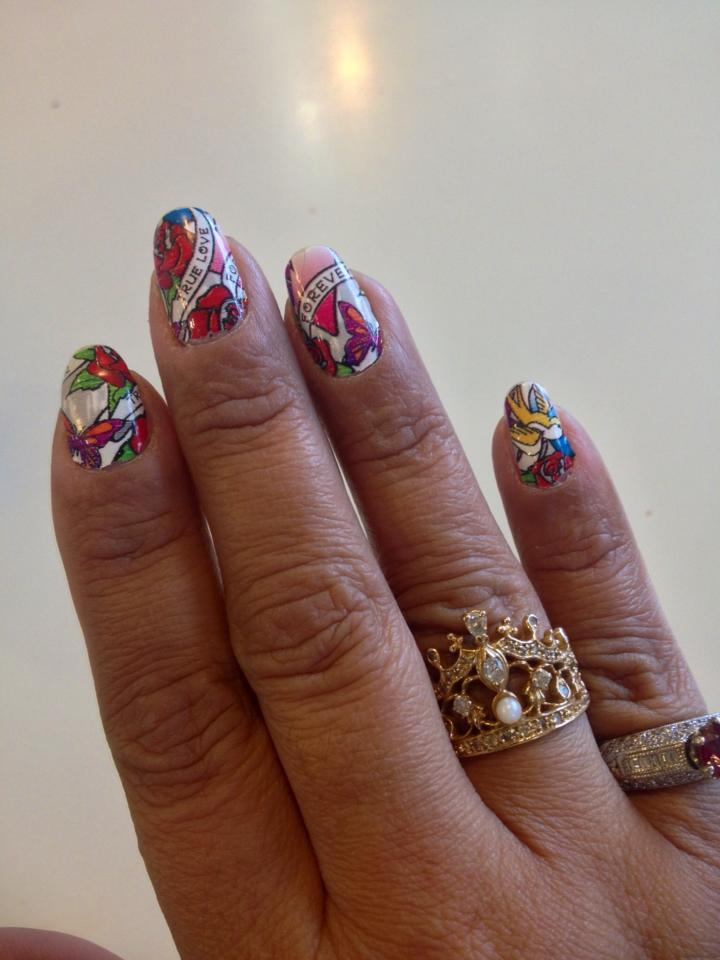Angelita\'s Thursday Blog, Let\'s talk Nails! – STYLE & CURVE